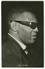 thumbnail for Image 1 - Photographic postcard featuring Ray Charles