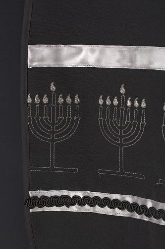 Image for Prayer shawl from Beth Shalom B'nai Zaken Ethiopian Hebrew Congregation