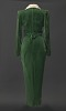 thumbnail for Image 3 - Green velvet dress worn by Lena Horne in the film Stormy Weather