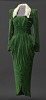 thumbnail for Image 2 - Green velvet dress worn by Lena Horne in the film Stormy Weather