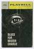 Thumbnail for Playbill for Blues for Mister Charlie