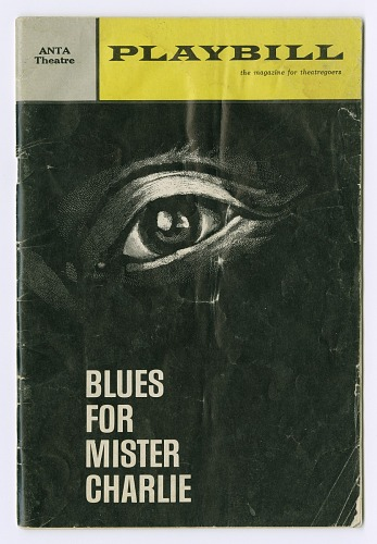 Image for Playbill for Blues for Mister Charlie