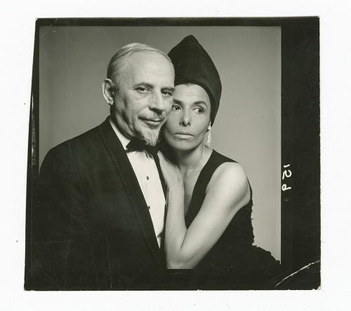 Image for Photograph of Lena Horne with husband Lennie Hayton