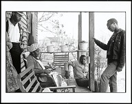 Image for Southwest Georgia. SNCC Field Secretary Charles Sherrod and Randy Battle