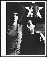 Image for Eldridge Cleaver and His Wife, Kathleen, in Exile