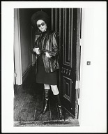 Image for Kathleen Cleaver at Home