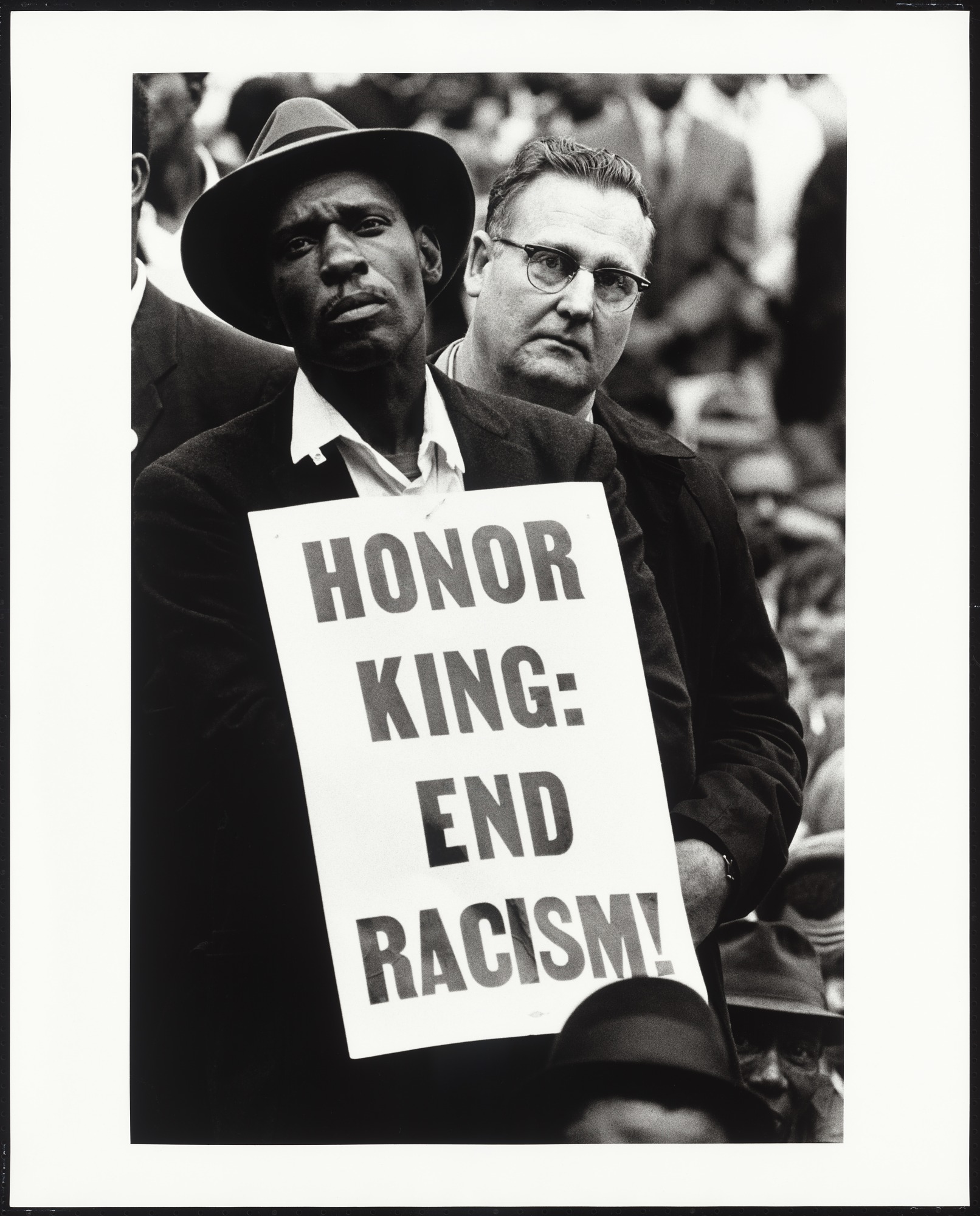 images for <I>Martin Luther King, Jr. Funeral: Honor King End Racism</I>