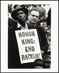 Martin Luther King, Jr. Funeral: Honor King End Racism
