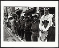 images for <I>Martin Luther King, Jr. Funeral: Spectators 1</I>