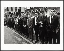 Martin Luther King, Jr. Funeral: Spectators 2