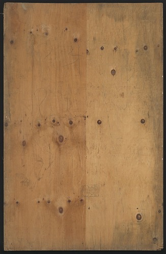 Image for Plywood panel from a mural at Resurrection City