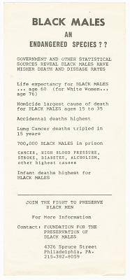 Flyer for June 24, 1978 conference