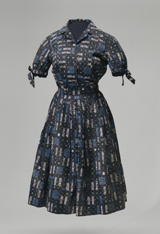Image for Outfit worn by Carlotta Walls to Little Rock Central High School