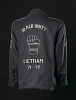 Thumbnail for Vietnam tour jacket with black power embroidery
