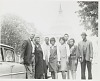 Thumbnail for Group portrait of men and women in front of the U. S. Capitol