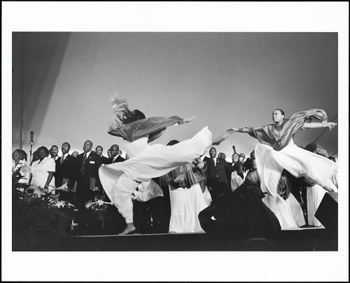 Image for Liturgical dancers leap into