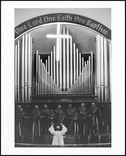 Image for The Men's Choir of First Baptist Church, Norfolk, Virginia, 2005