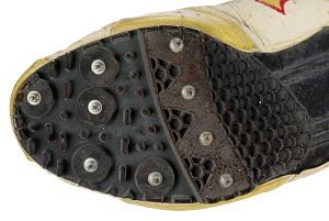 images for Track shoes worn by Carl Lewis-thumbnail 3