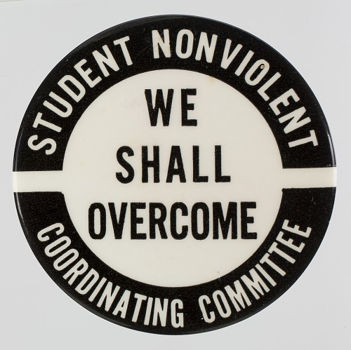 Image for Pin-back button from SNCC