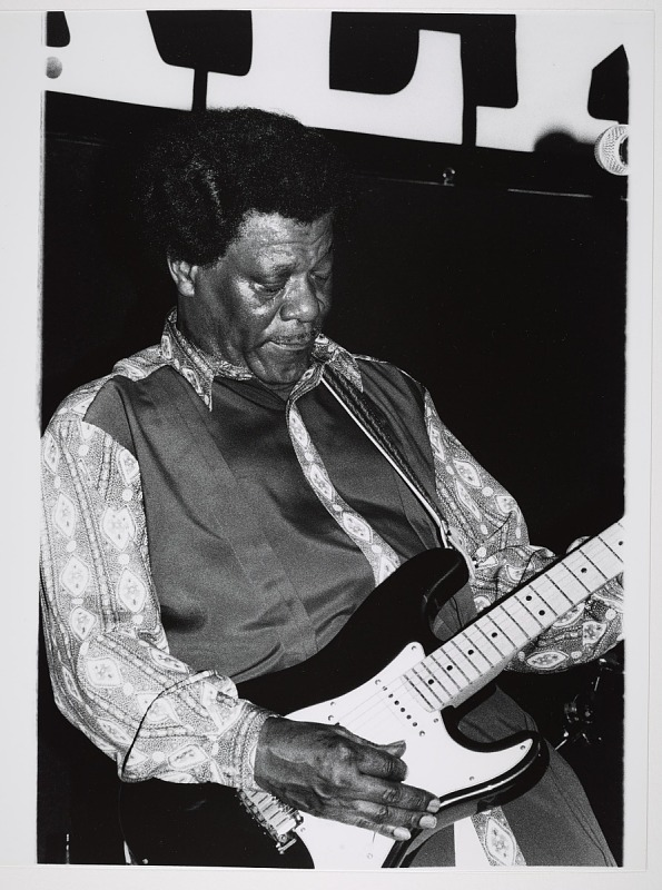 Image for Earl King, 1992