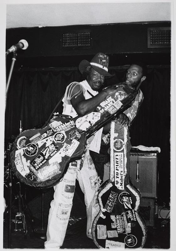 Image for Eddie King, 1989