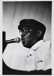 Pinetop Perkins, 1988