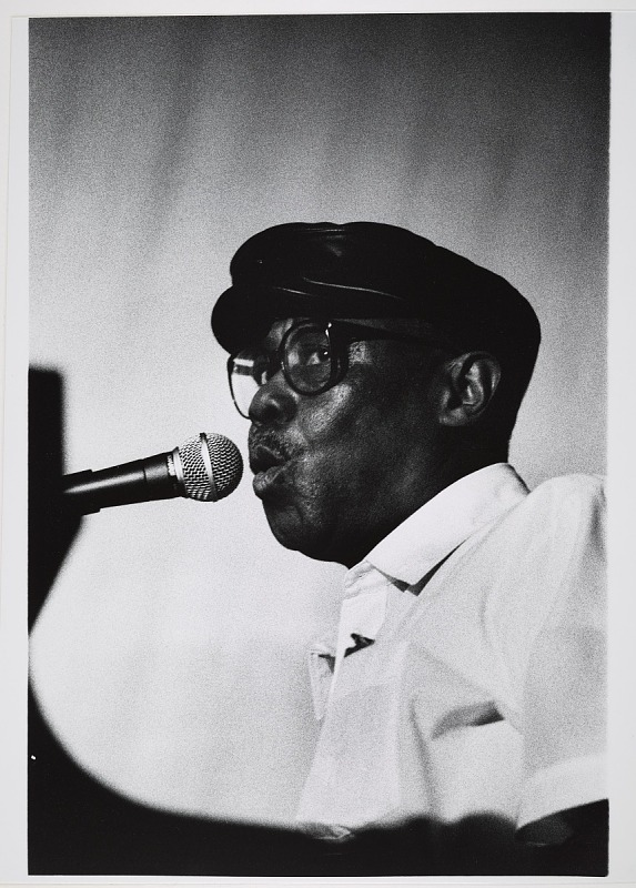 Image for Pinetop Perkins, 1988