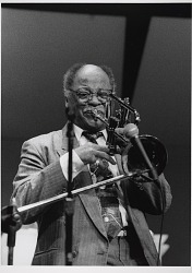 Clark Terry, 1996