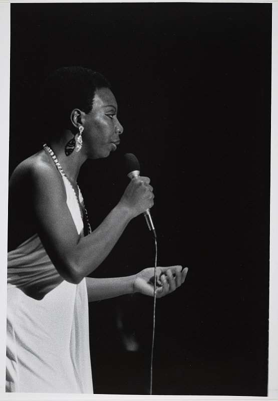 Image for Nina Simone, 1977