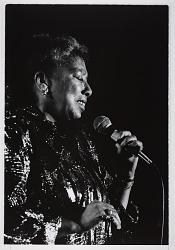 Etta Jones, 1989