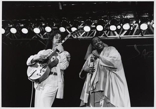 Image for Tuck & Patti, 1992
