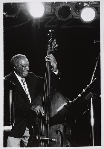Image for Milt Hinton, 1991