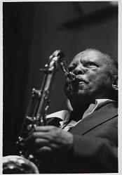 Budd Johnson, 1975