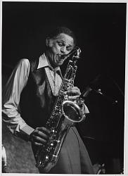 Dexter Gordon, 1977