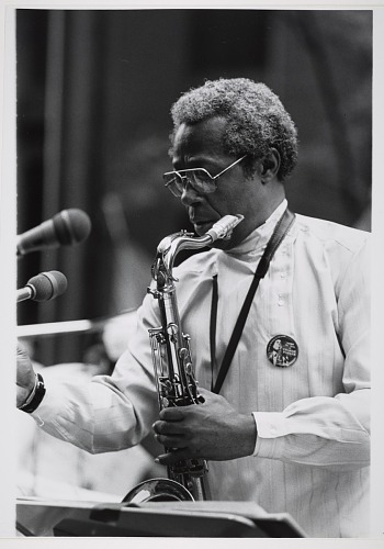 Image for Charlie Rouse, 1976