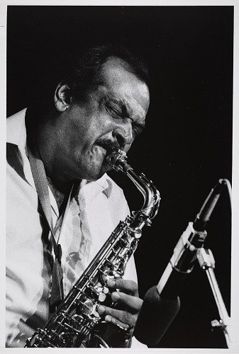 Image for Ernie Watts, 1992