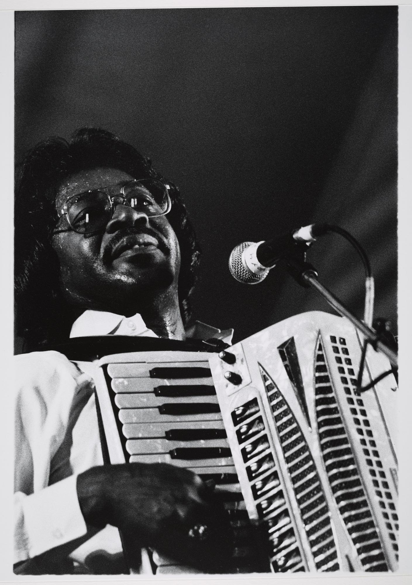 images for <I>Buckwheat Zydeco, 1989</I>