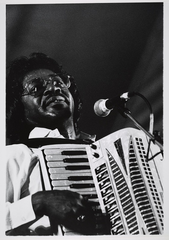 Image for Buckwheat Zydeco, 1989