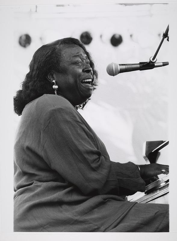 Image for Carol Fran, 1992
