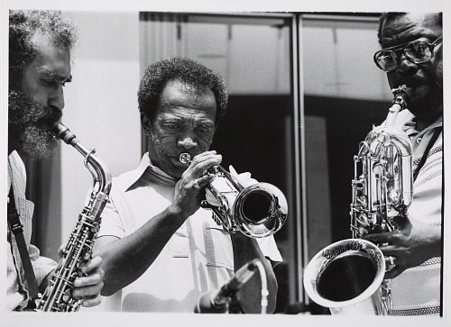 Image for Arnie Lawrence, Howard McGhee, and Cecil Payne, 1982