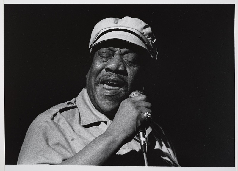 "Image for Bobby ""Blue"" Bland, 1989"