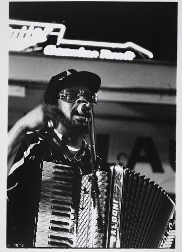 Image for C. J. Chenier, 1993