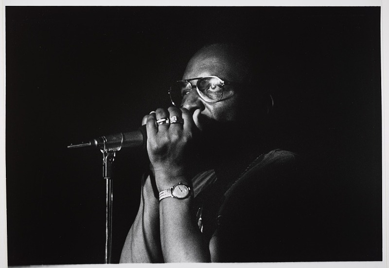 Image for Sonny Terry, 1978