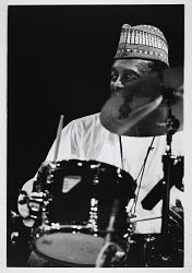 """Al """"Tootie"""" Heath, 1992"""