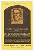 Thumbnail for Postcard of Buck Leonard Baseball Hall of Fame plaque