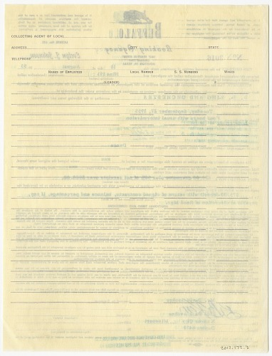 Image for Contract for B.B. King and Orchestra