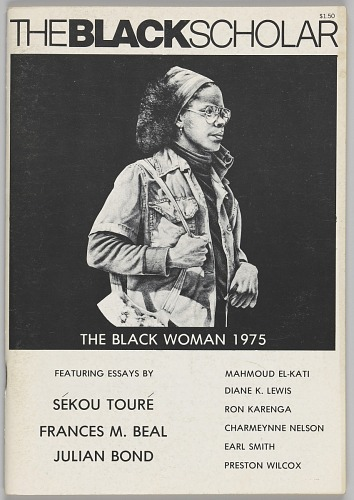 Image for The Black Scholar, Vol. 6, No. 6