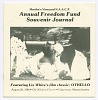 Thumbnail for Martha's Vineyard NAACP Annual Freedom Fund Souvenir Journal