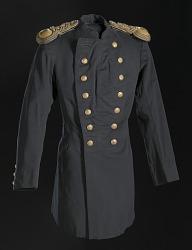 68eaf78ce7ab U.S. Army M-1879 junior officer s dress coat worn by John Hanks Alexander