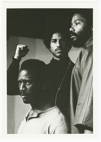 Image for Photograph of The Last Poets from the film Right On!
